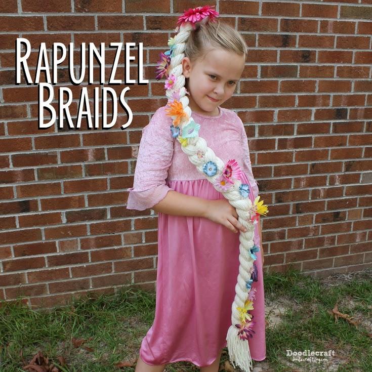 Rapunzel Braided Hair Clip