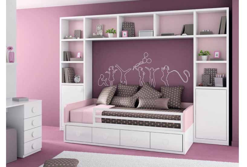 warna cat kamar tidur gadis remaja perempuan 1