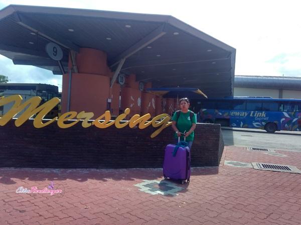 holiday to mersing city Malaysia