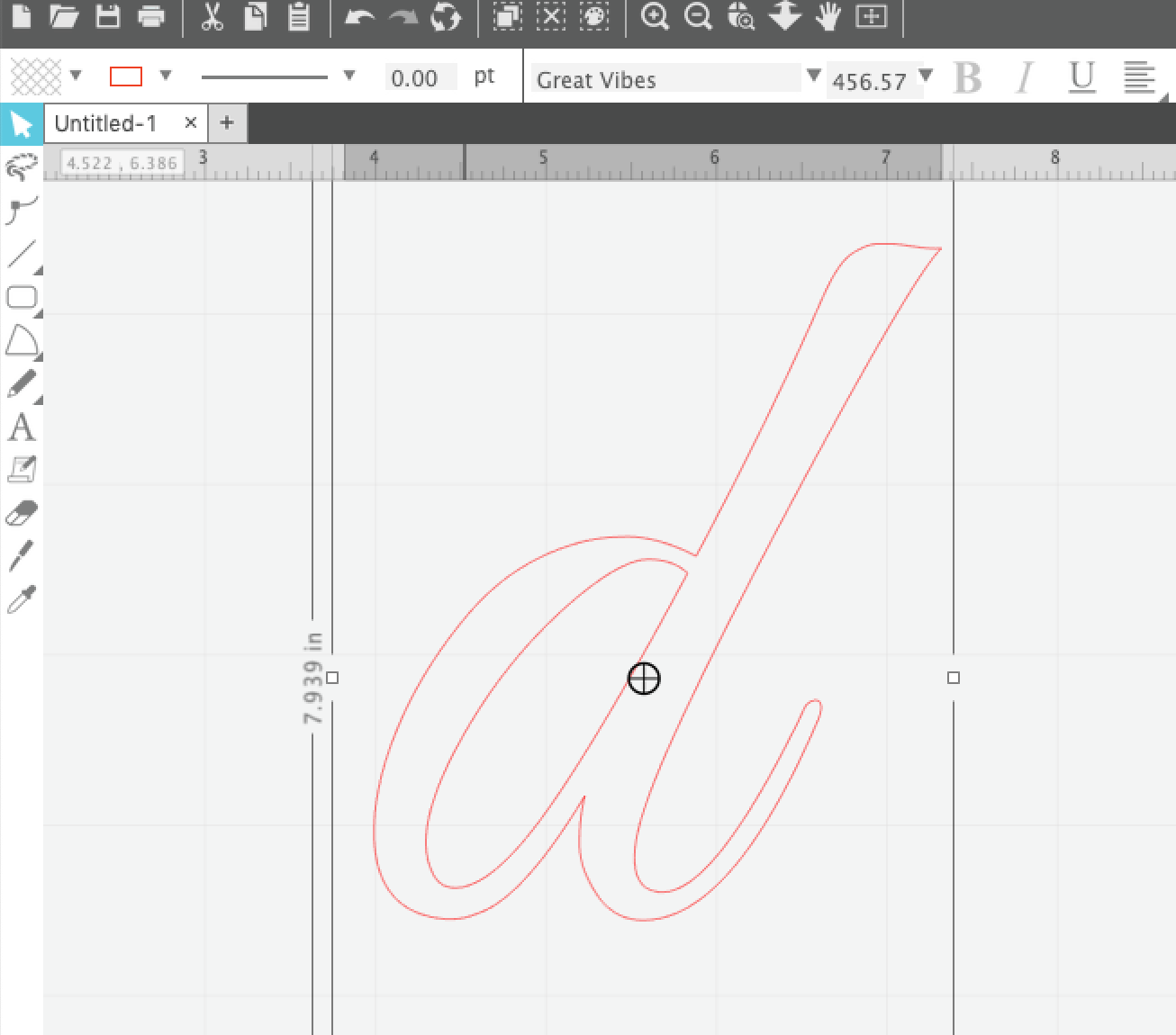 Silhouette Tutorial: Modifying Fonts to Eliminate the Annoying