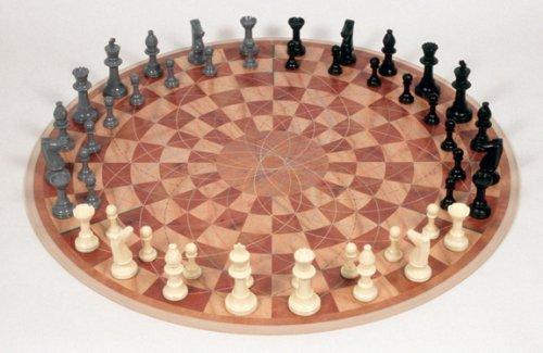 usk uttendorf schachsektion schach zu dritt. Black Bedroom Furniture Sets. Home Design Ideas