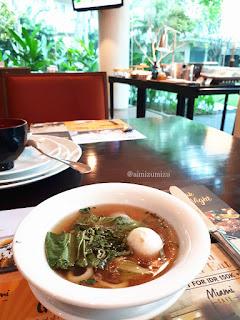 Menu Breakfast Delonix Hotel