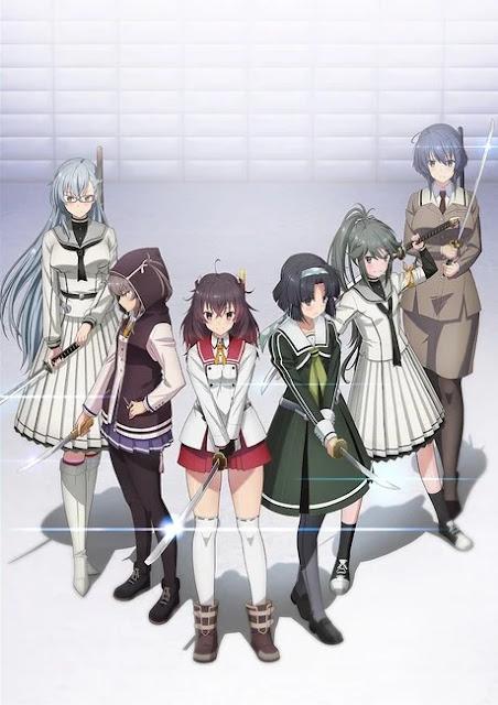 "Adaptasi Anime ""Toji no Miko: Kizamishi Issen no Tomoshibi"" Merilis PV Keduanya!"