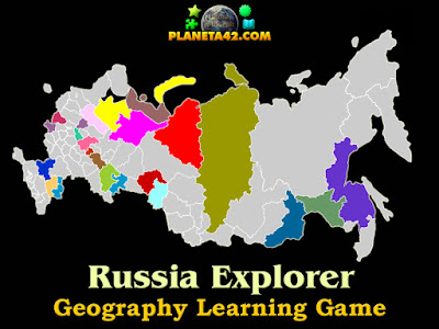 Russia Map Explorer
