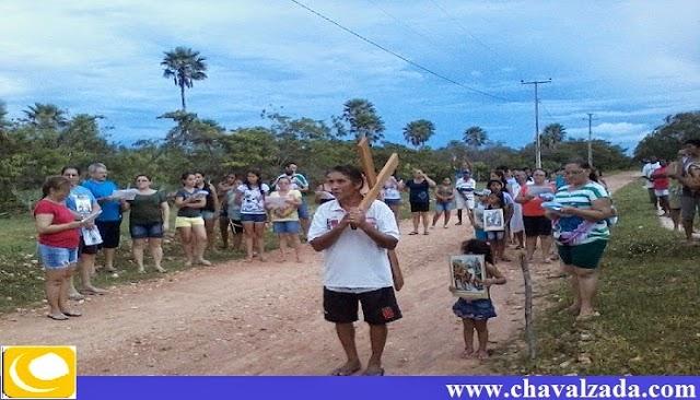 Fotos | Feriado Semana Santa na Comunidade de Porção/CE