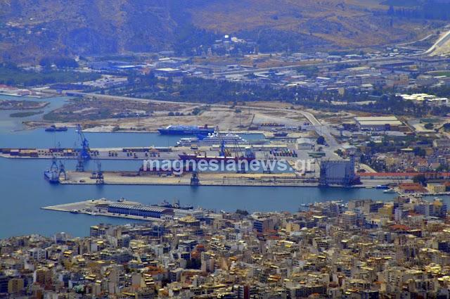 Δεν θα γίνει ο Ναύσταθμος του Πολεμικού Ναυτικού στο λιμάνι του Βόλου