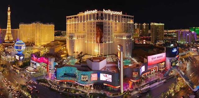 Light city - Las Vegas