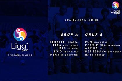 Berita Terhangat Kompetisi Liga 1 Putri Indonesia 2019 Akhirnya Terwujud