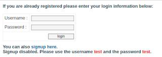 Formulário - SQLMAP - Téchne Digitus