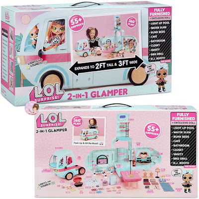 L.O.L. Glamper playset new toys 2019