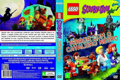 Lego Scooby-Doo Terror Com O Cavaleiro Negro