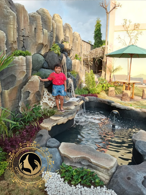 Tukang kolam tebing surabaya