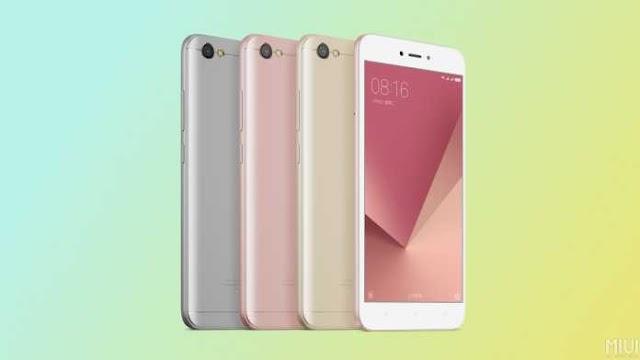 Xiaomi Redmi Note 5A lançado na China