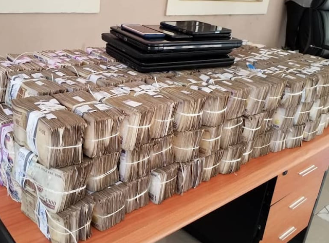 See what Sokoto EFCC zone did after being bribed with N100m by two Chinese