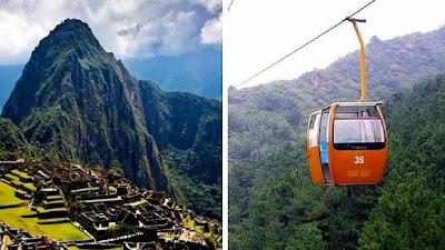 Machu Picchu, teleferico machu picchu, teleferico machu picchu 2021