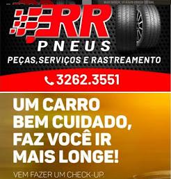 RR Pneus, Seu carro em boas mãos