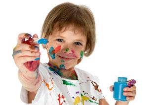 kreativitas anak-anak