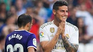 Real Madrid vs Real Valladolid 1-1 Video Gol Highlights