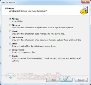 Piriform Recuva Latest Version Free Download- Free Data Recovery Software