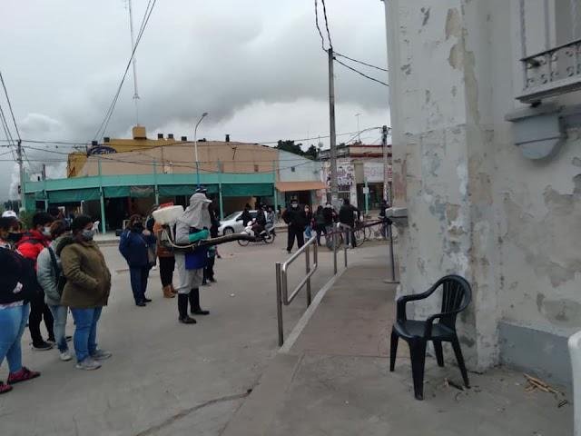 Tucuman: Todo listo para vacunar a pacientes entre 35 y 39 años de edad