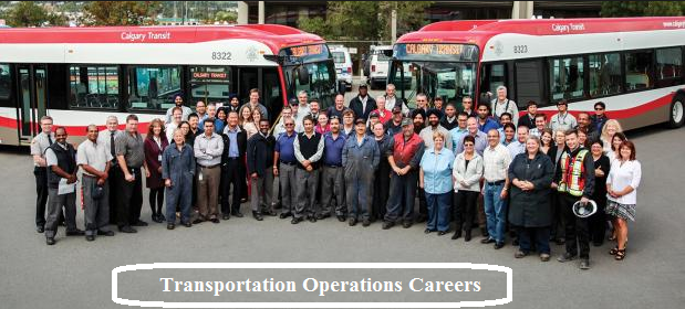 Transportation Operations Careers