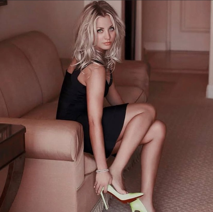 Looks da Kaley Cuoco a Penny de The Big Bang Theory