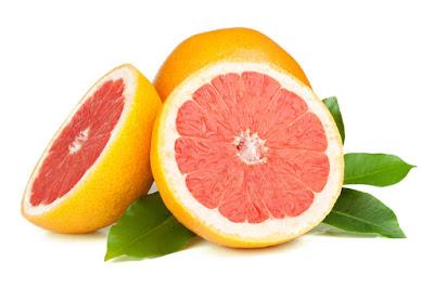 Buah-Buahan Untuk Penderita Diabetes, 8. Grapefruit
