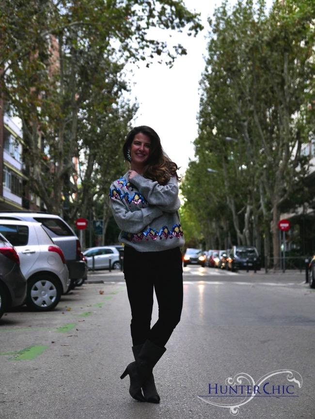 hunterchic by marta-marta halcon de villavicencio-fashionblog style- como ser elegante- sentido común en la moda