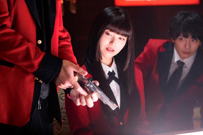 Kakegurui: Last Resort Russian Roulette (Kakegurui: Zettai Zetsumei Russian Roulette) live-action film
