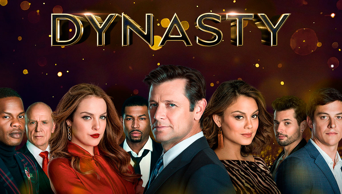 Dynasty The CW 2017