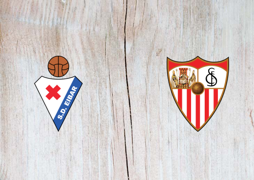 Eibar vs Sevilla - Highlights 26 September 2019
