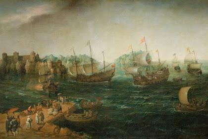 Kedatangan Bangsa Inggris di Indonesia (Nusantara)