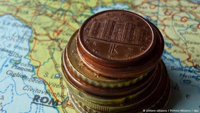 Ιταλία: «Τέλος» στα κέρματα των ενός και δύο λεπτών του ευρώ