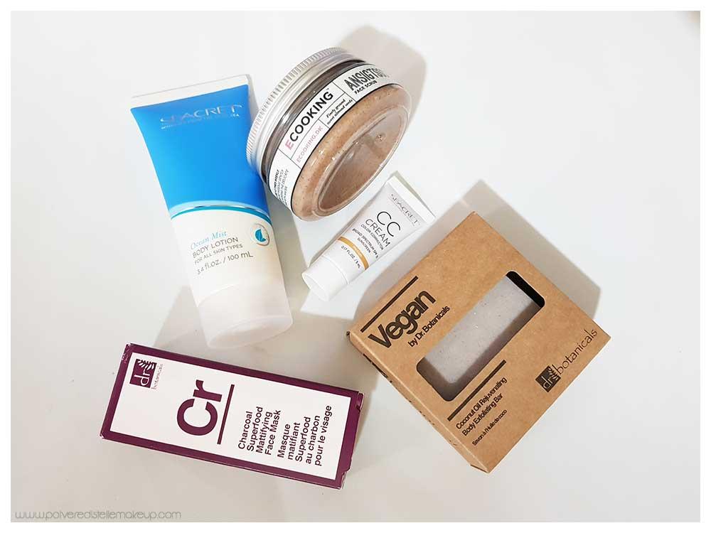 Abiby beauty box maggio