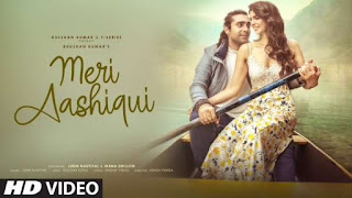Meri Aashiqui Lyrics Jubin Nautiyal