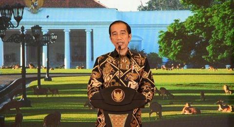 Jokowi : Kalau Semua Anak Muda Jadi Petani, Kita Akan Bebas Impor