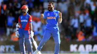 Mohammed Shami ODI Hat-trick Highlights