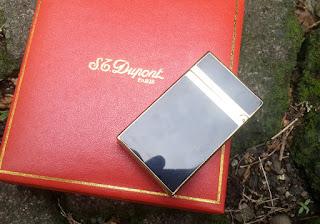 Korek Api Mewah S.T. Memorial Dupont Seri T993 Bright Sound With Luxury Box