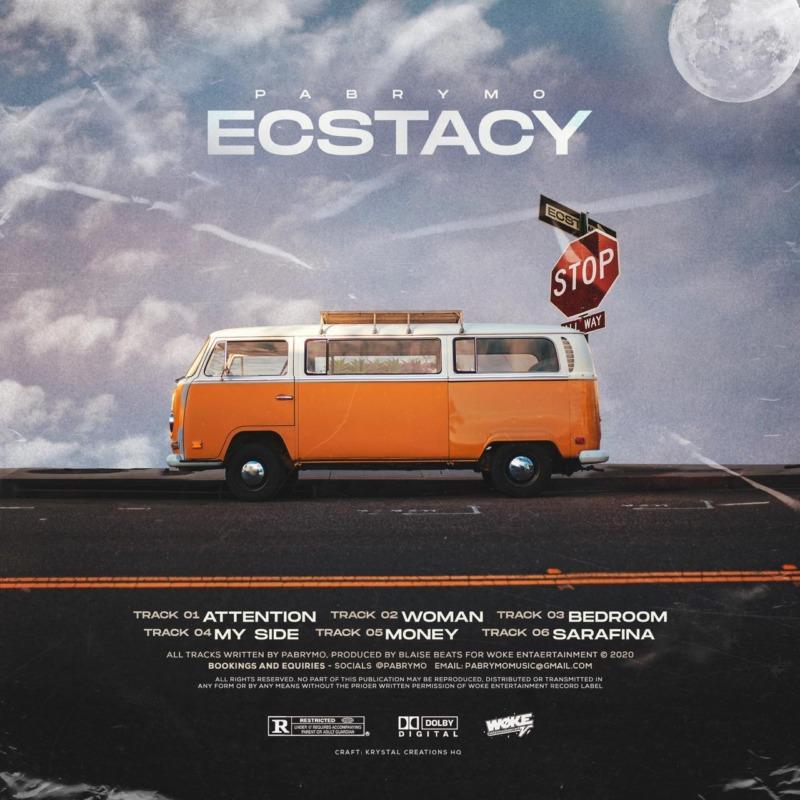 "[EP] Pabrymo – ""Ecstasy"" #Arewapublisize"