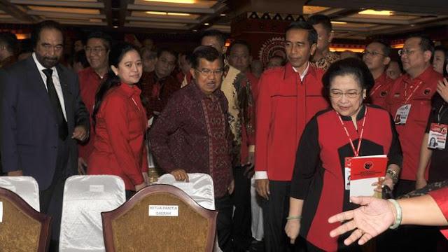 Nasdem Bisa Singkirkan PDIP Dari Jokowi