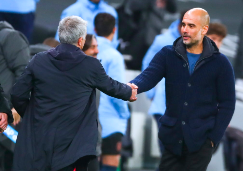 Pep Guardiola and Jose Mourinho will lock horns for the 25th time this Saturday