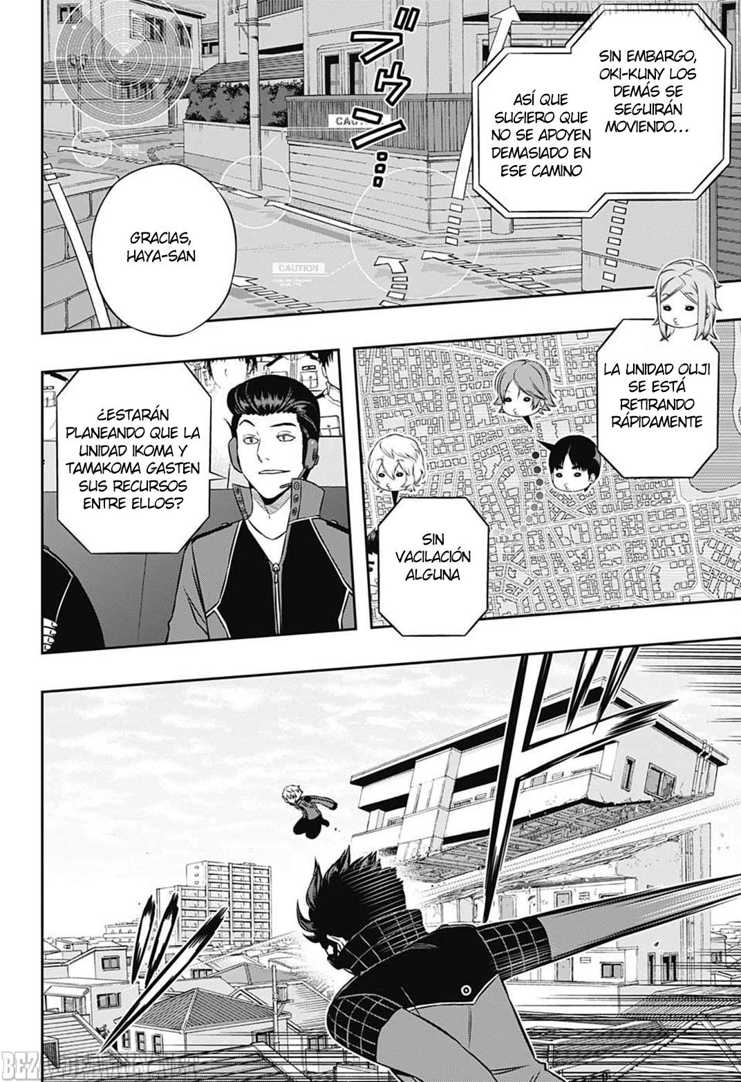 World Trigger: Chapter 154 - Page 14