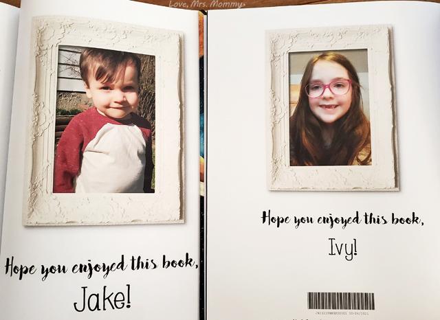 in the book, personalized books, kids books, picture books