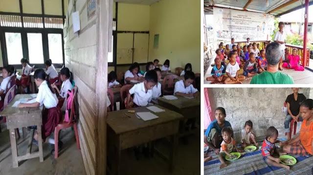 Berikan donasi serta hadiah spesial bagi anak-anak Indonesia melalui Yayasan Wahana Visi Indonesia (WVI).