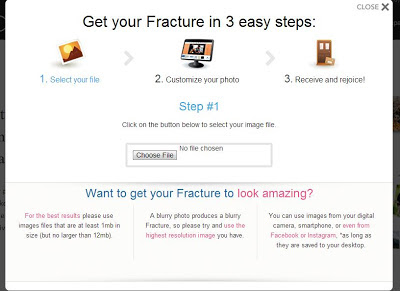 fracture, digital photos, gifts