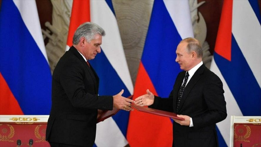 Russia Fills The Void In Cuba Left By US