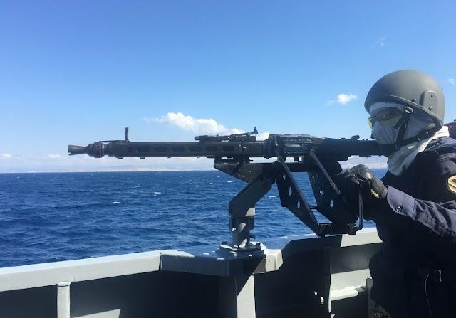 Πολεμικό Ναυτικό: Ανάκληση αδειών και σε ετοιμότητα!