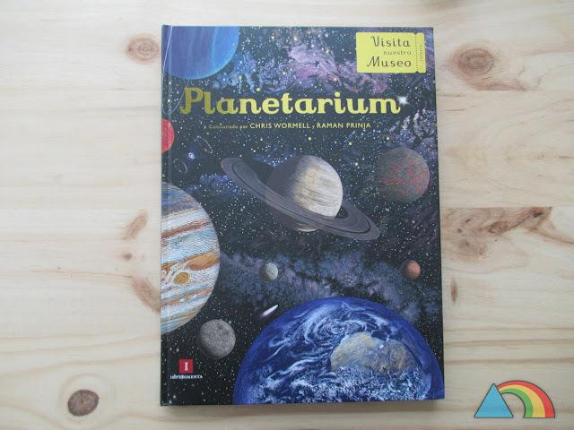 Portada libro Planetarium de la Editorial Impedimenta