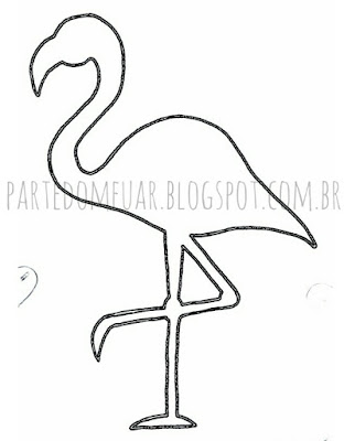 molde flamingo