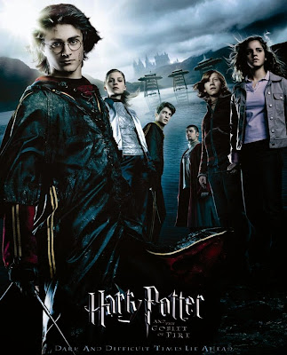 Poster Of Harry Potter and the Goblet of Fire (2005) Full Movie Hindi Dubbed Free Download Watch Online At worldfree4u.com